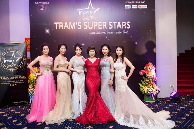 Sự kiện Tram's Super Stars vinh danh đại lý có thành tích kinh doanh xuất sắc